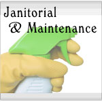 Janitorial & Maintenance Products