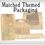 Matched Themed Packaging